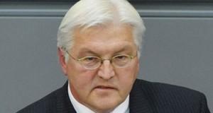 فرانك فالتر شتاينماير وزير خارجية المانيا